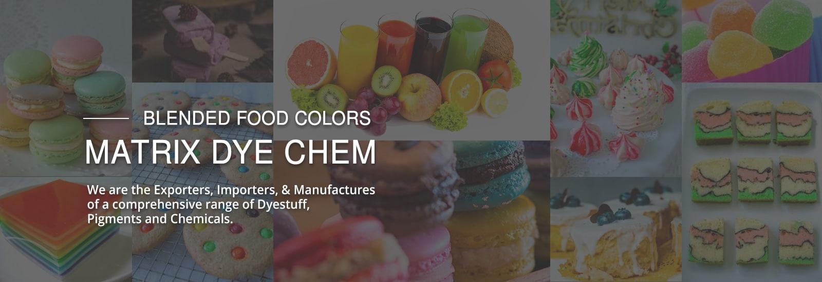 Acid Dyes | Manufacturer, Supplier, Exporter in India